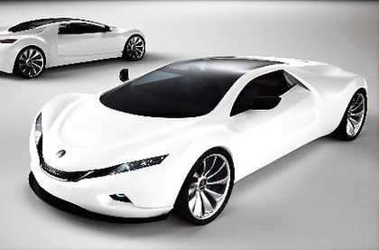 Saab Spyker 9 Tribute Concept 2 Super Cars Of The Future: Inspiring Future  Thinking In Car Design