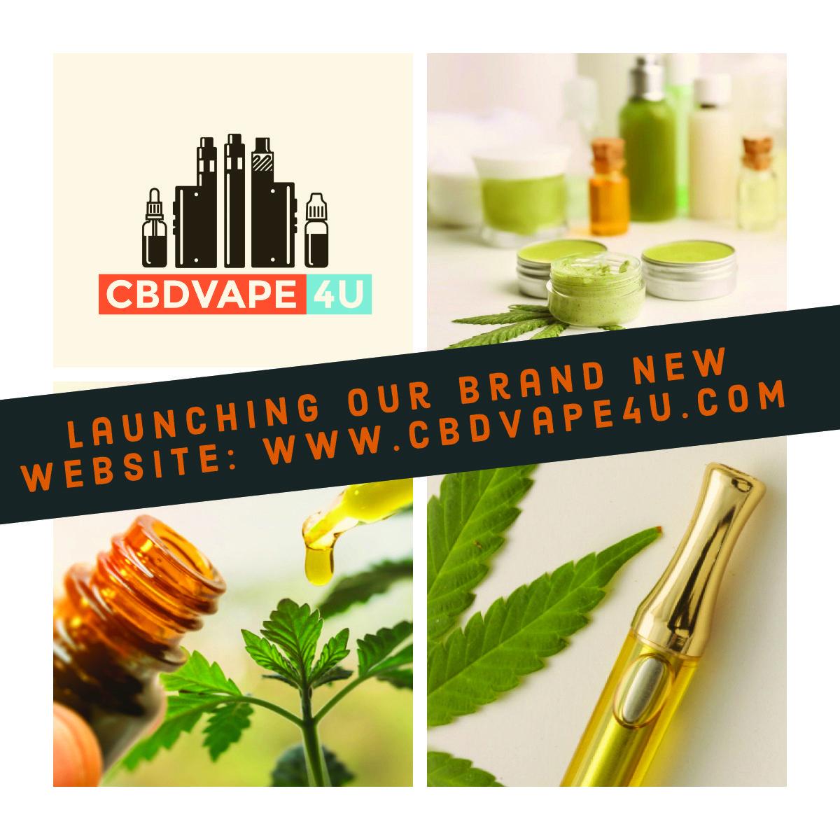 New Website Lauch Hemp, Product launch