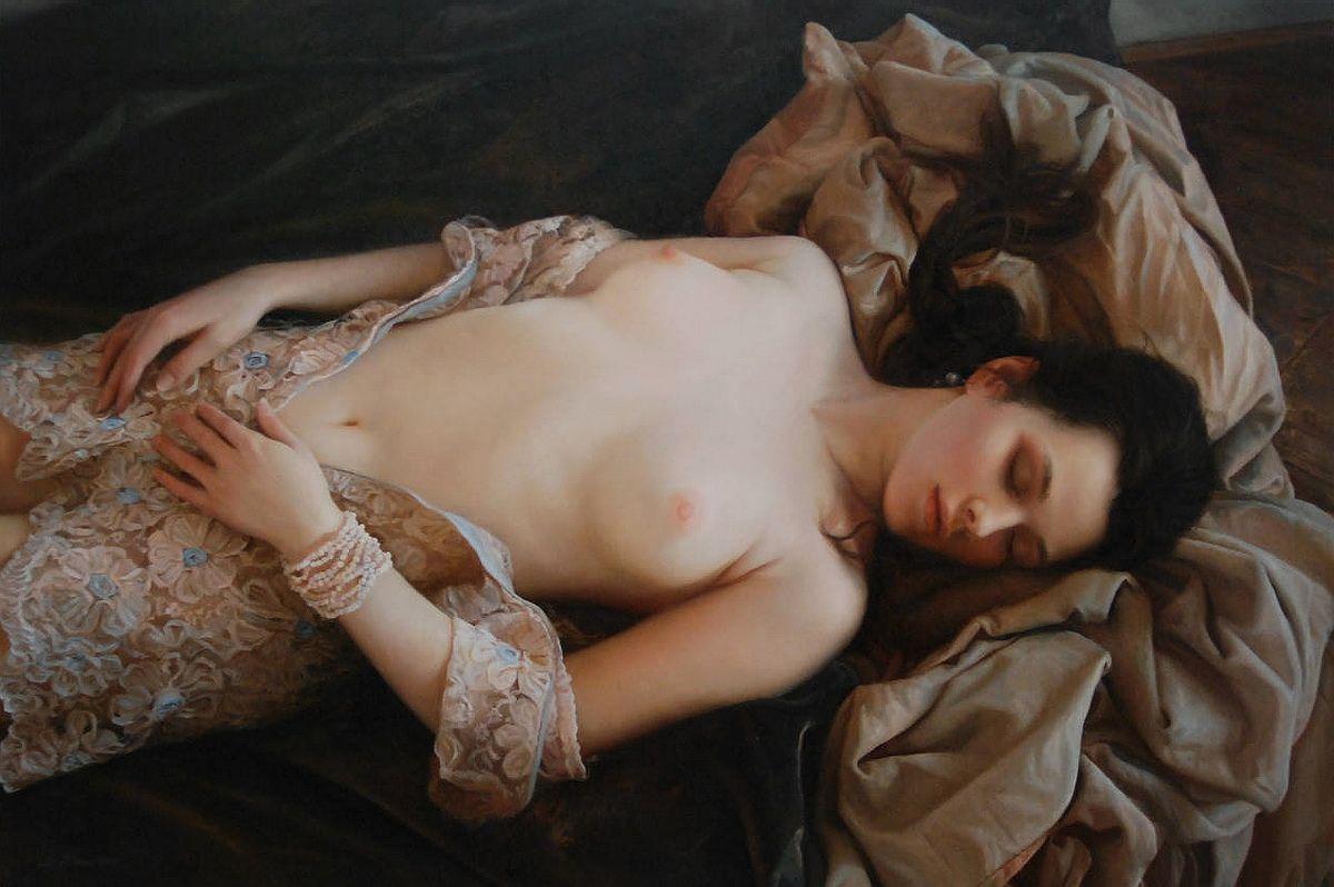 Спящая красавица эротика 5