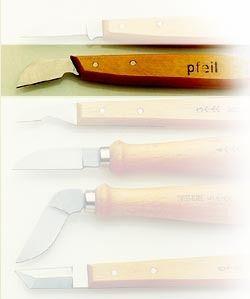 Couteau De Sculpture N 2 Pfeil Madeira