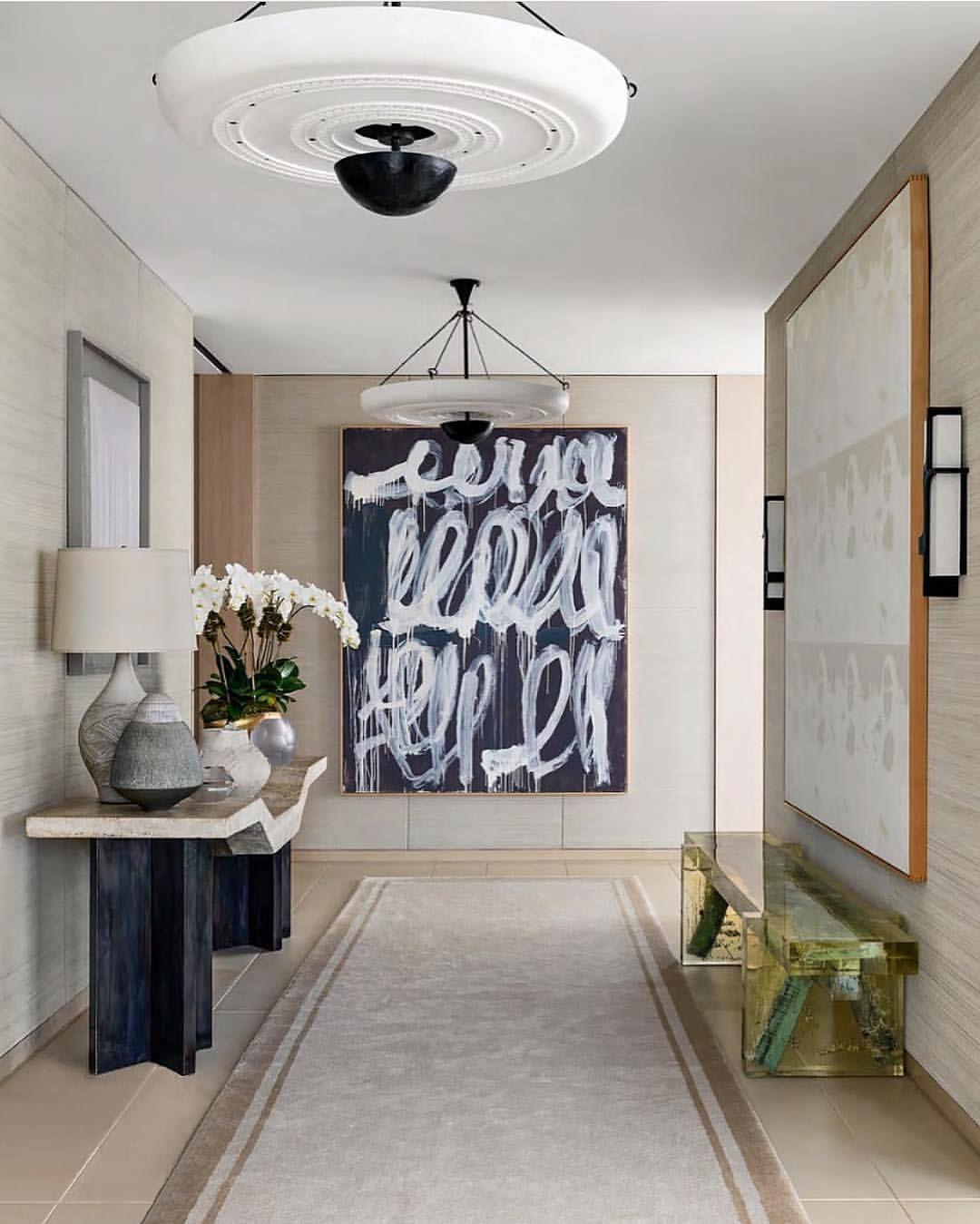 Claes juhlin on instagram: u201cthe hallway in a new york apartment