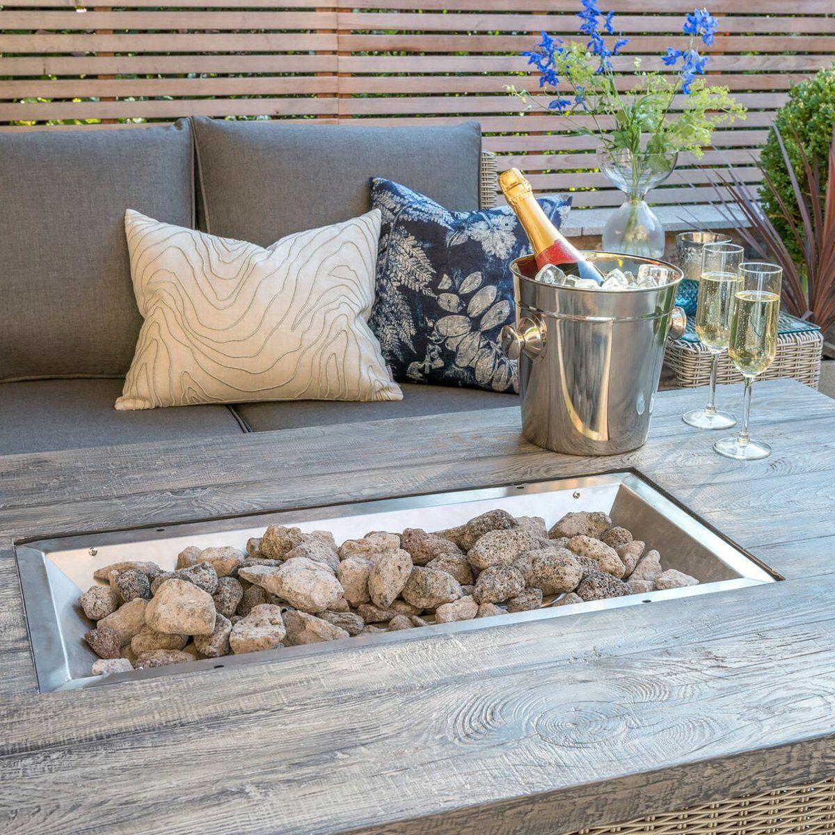 Kettler Palma Rattan Outdoor Casual Dining Lounge Sofa Set ...