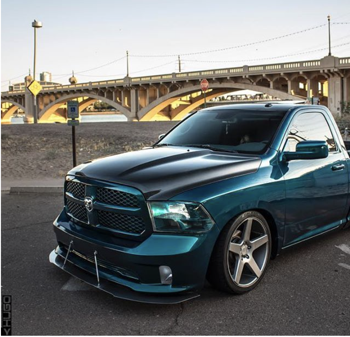 Lowered Single Cab 4th Gen Ram