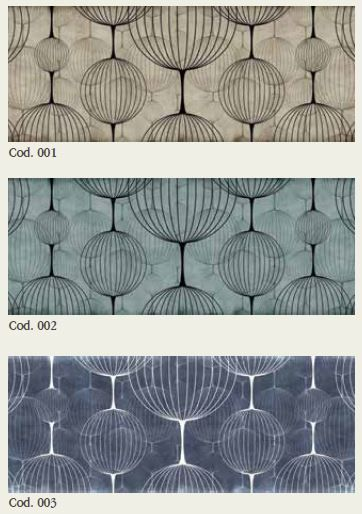 Papier Peint  Motifs En Fibre De Verre De Collection Decorative
