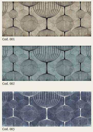 Papier Peint À Motifs En Fibre De Verre De-10 Collection Decorative