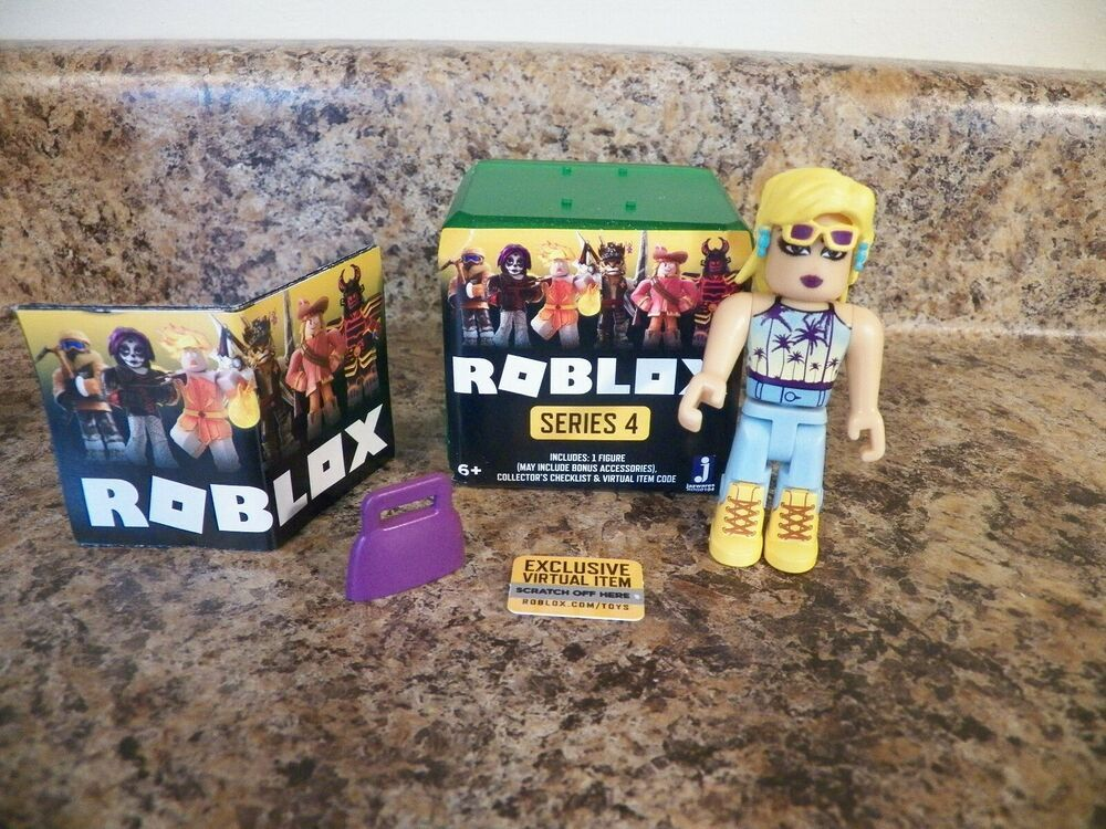 Amazing Fall Sales Roblox Celebrity Collection Series 3 The Roblox Celebrity Series 4 Style Salon Purse Model Figure W Code Jazwares Roblox Mini Figures Toy Figures