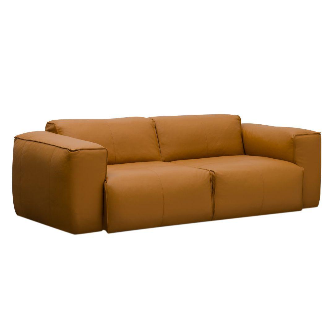 Sofa Hudson 2 Sitzer Echtleder Sofa Hudson Sofa Big Sofa Kaufen