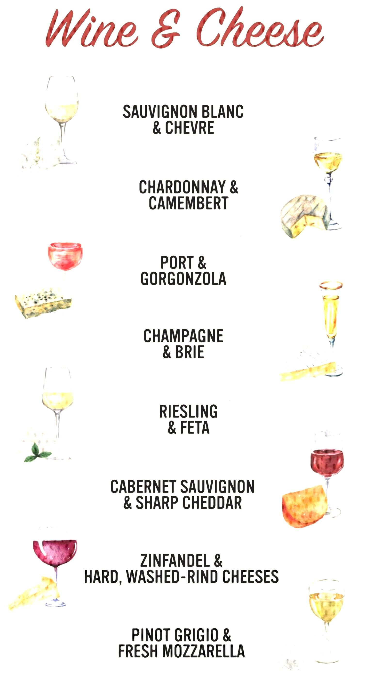 With these simple tips, you will feel like a true sommelier at your next gathering. Pairing wine an