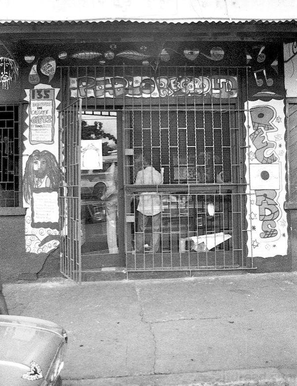 Record Shop Kingston In 70 S Vinyl Records Reggae