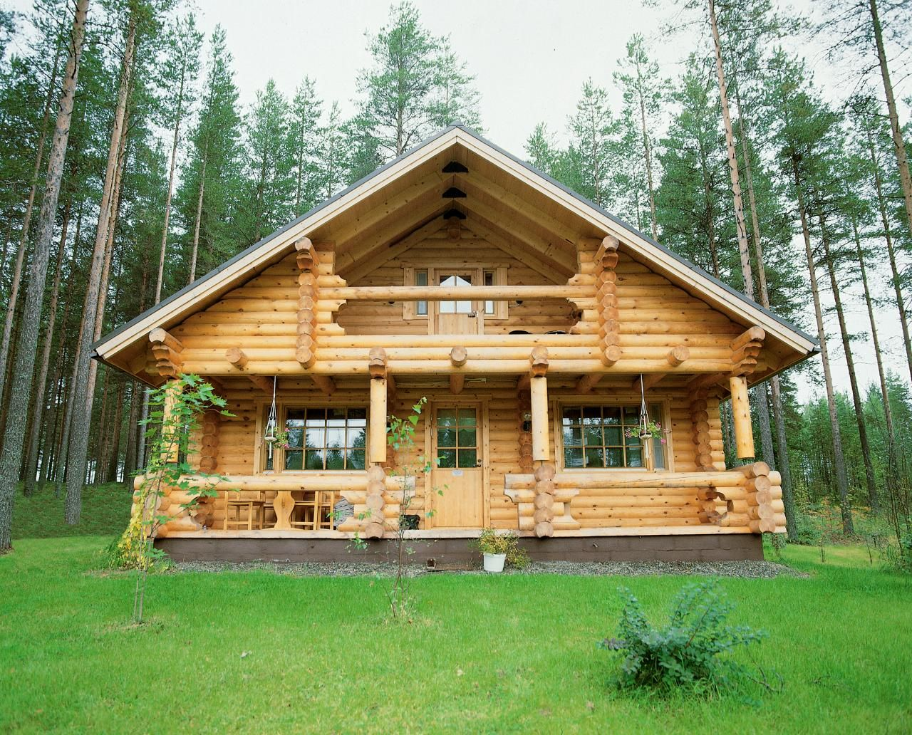 The Finest Timber Houses, Log Houses And Log Cabins From Finland. The Very  Best For Self Build Or Contracted Build.