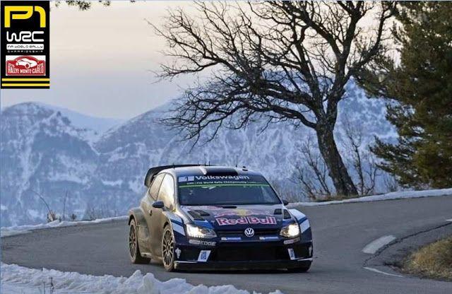 P1: WRC - Rallye Monte-Carlo - Números