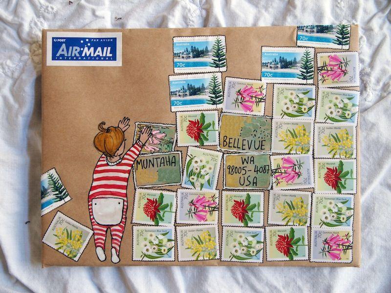 Best 20+ Mail Art ideas on Pinterest | Mail art envelopes ...