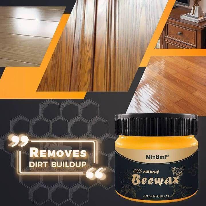 Leather Household Polishing Beeswax, Leather Furniture Wax Polish