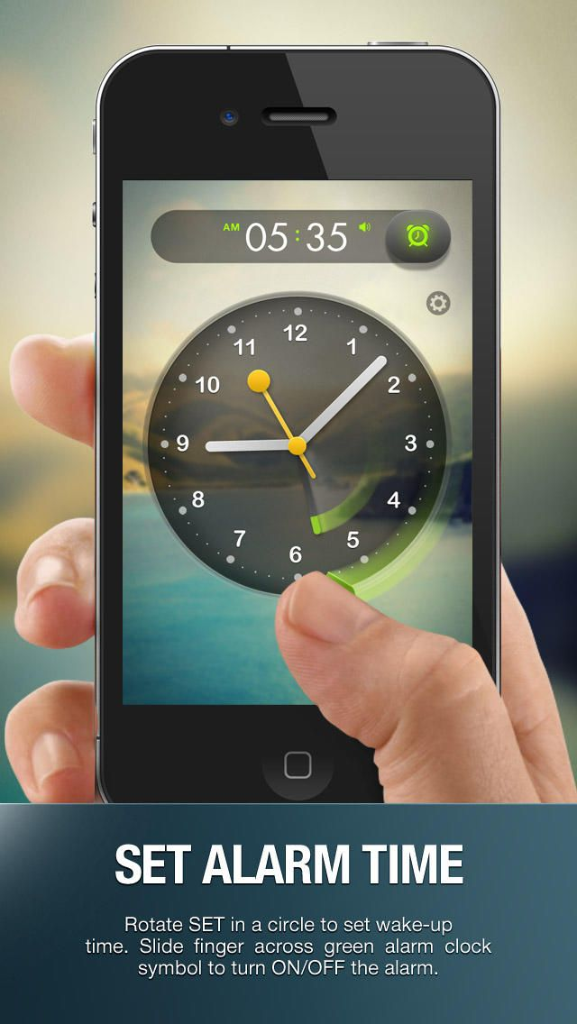 Alarm Clock Wake Up Time With Musical Sleep Timer Local Weather Info On The App Store Alarm App Sleep Timer Iphone Apps