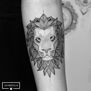 Tatuagem - Lion