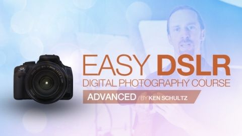 Easy DSLR Digital Photography Course: Advanced - Go beyond ...