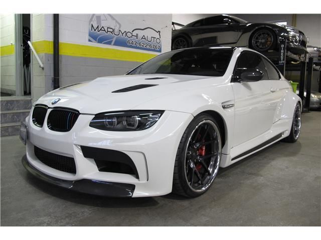 2009 BMW M3 VORSTEINER GTRS3 CARBON BODY KIT ACCIDENT FREE | used ...