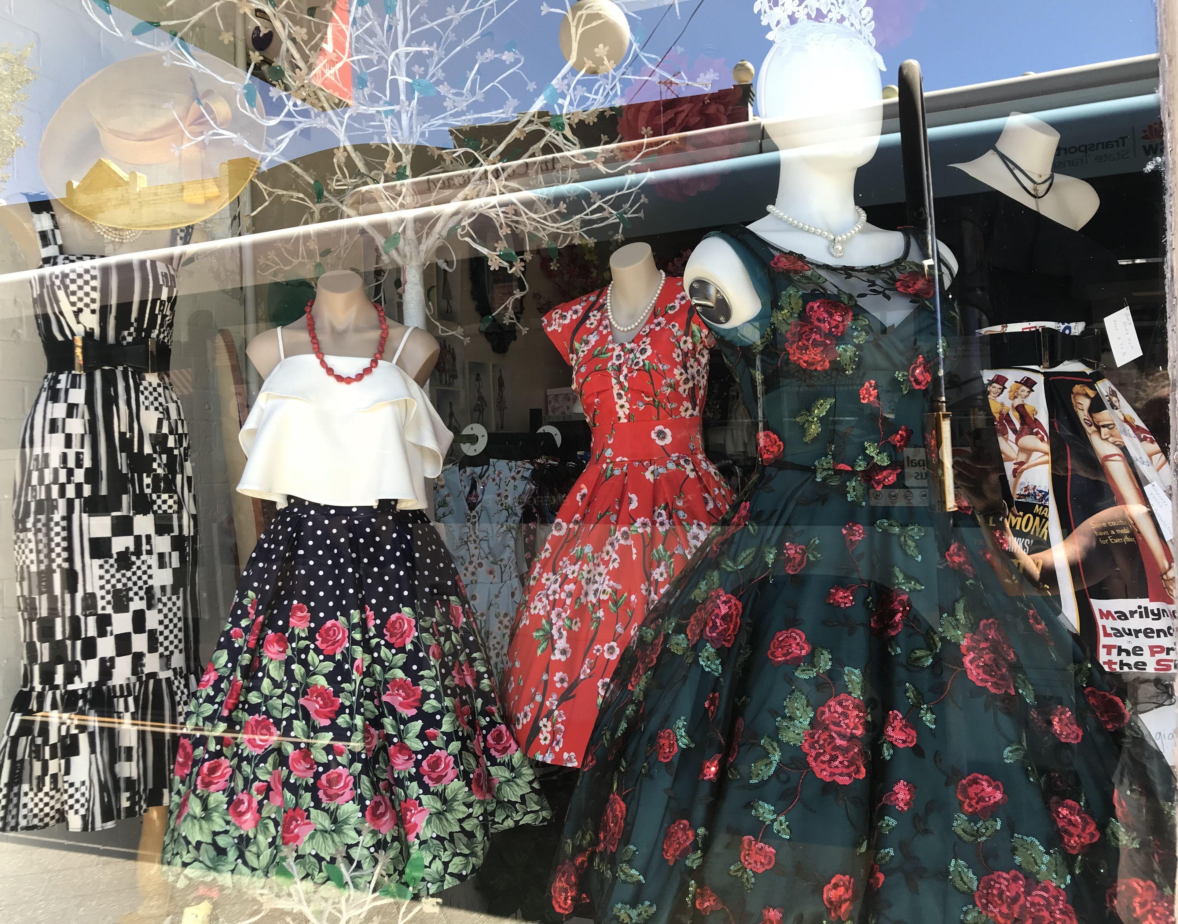 Www Gigisfairyfashionshop Com Au Shop Window Newtown Sydney Dresses Skirts Fashion Fancy Dresses Girl Fashion