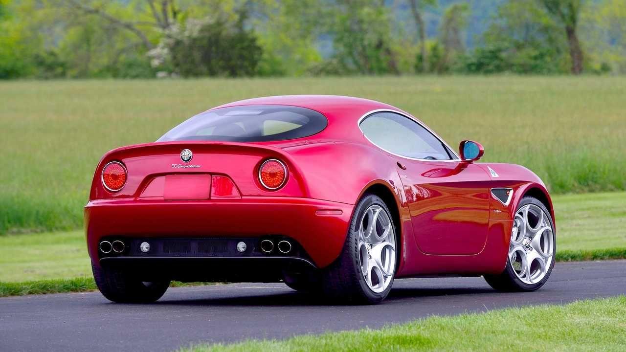 Alfa Romeo 8C Competizione Supercar Sunday in 2020 Alfa