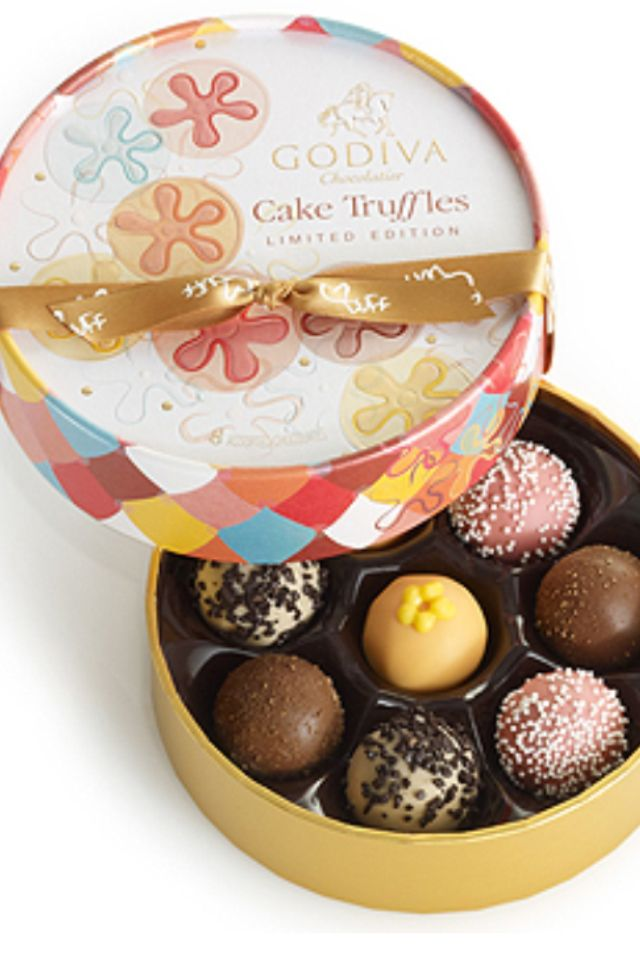 Godivas New Cake Truffles By Chef Duff Of Ace Of Cakes Just In
