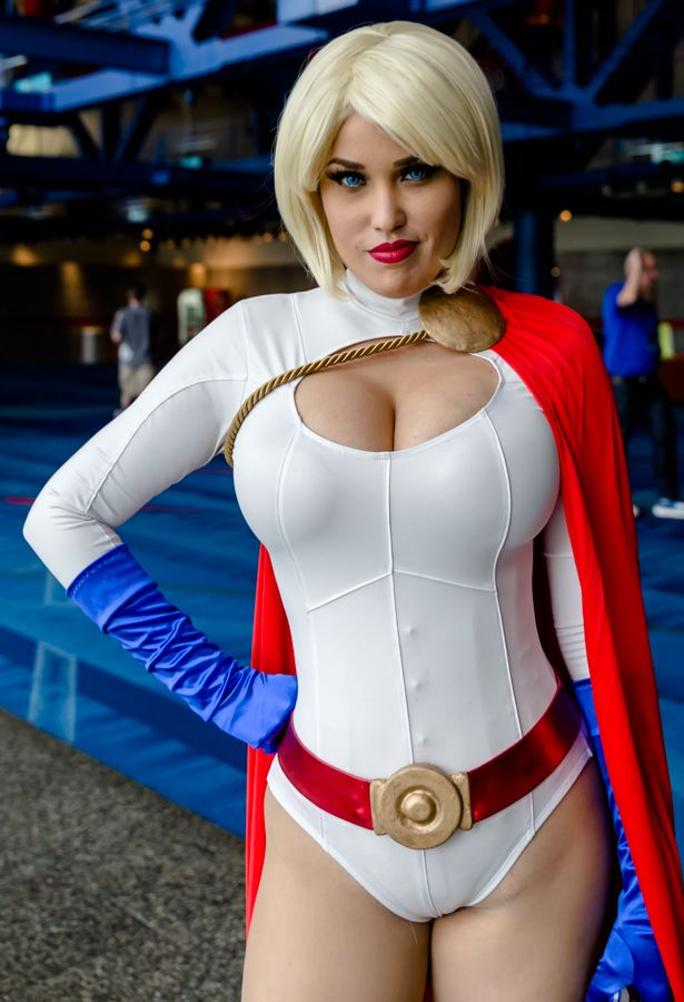 Dungeon Gangbang Power Girl Cosplay