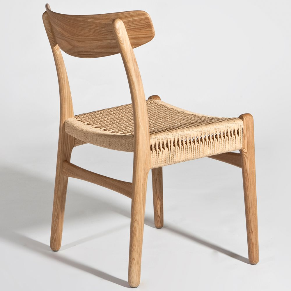 Hans wegner ch23 side chair hans wegner modern area rugs extra seating danish