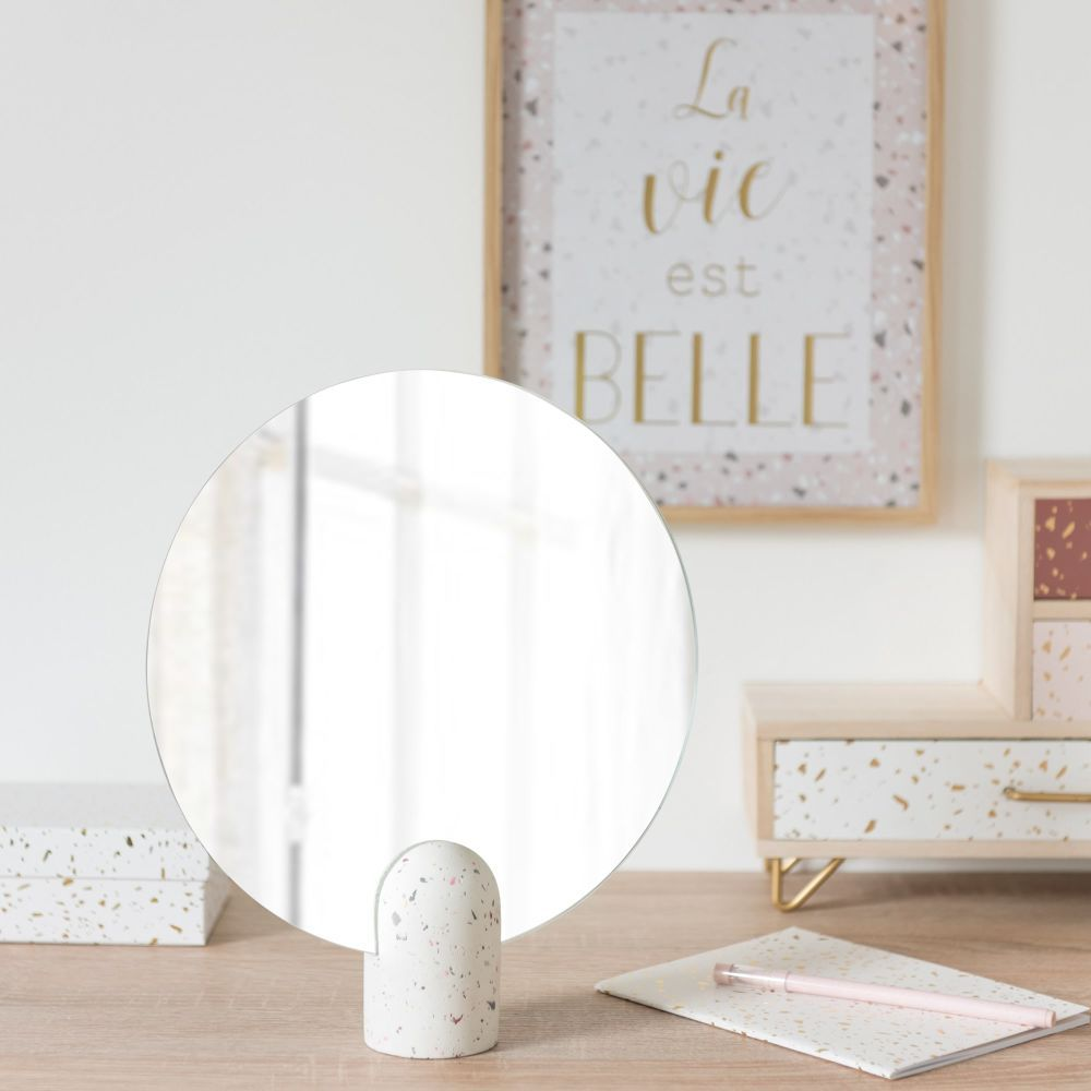 Maison Du Monde Terrazzo wall decor (with images)