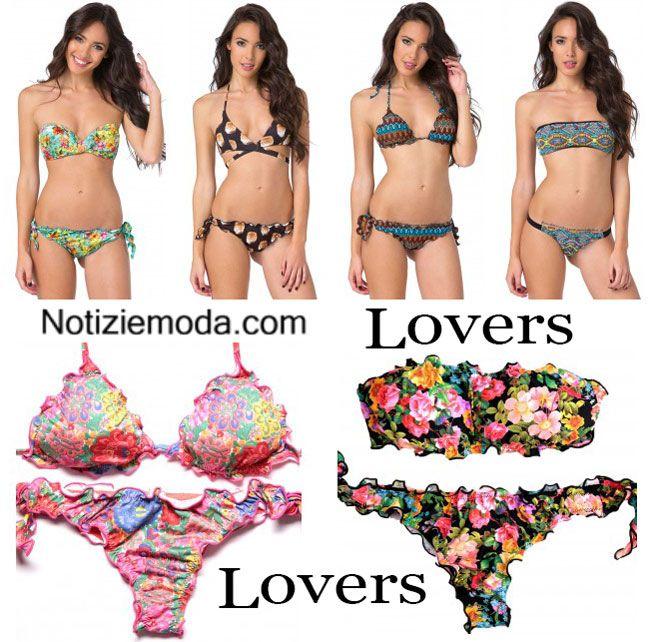 Moda mare Lovers estate 2015 costumi da bagno bikini
