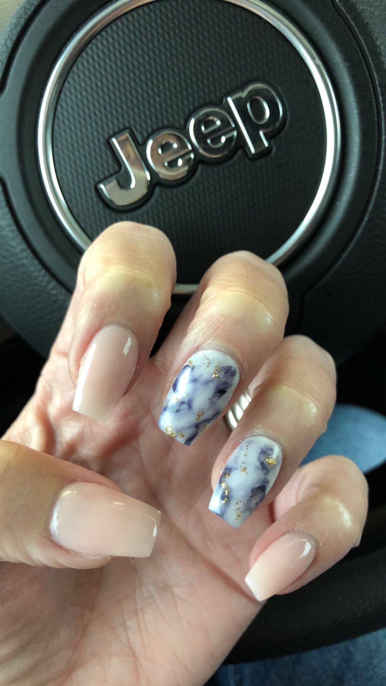 Kayla Pure Nail Bar In Longview Tx Pink Marble Dip Nails Pure Nail Bar Dipped Nails Nails
