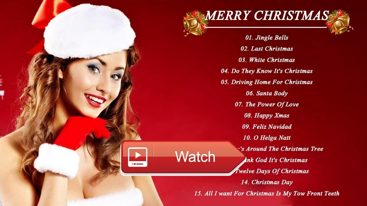 top 20 christmas songs of all time - Top 20 Christmas Songs