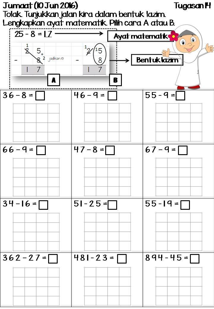 Pin by Intan Laila on MUDAHNYA MATEMATIK | Pinterest | Math