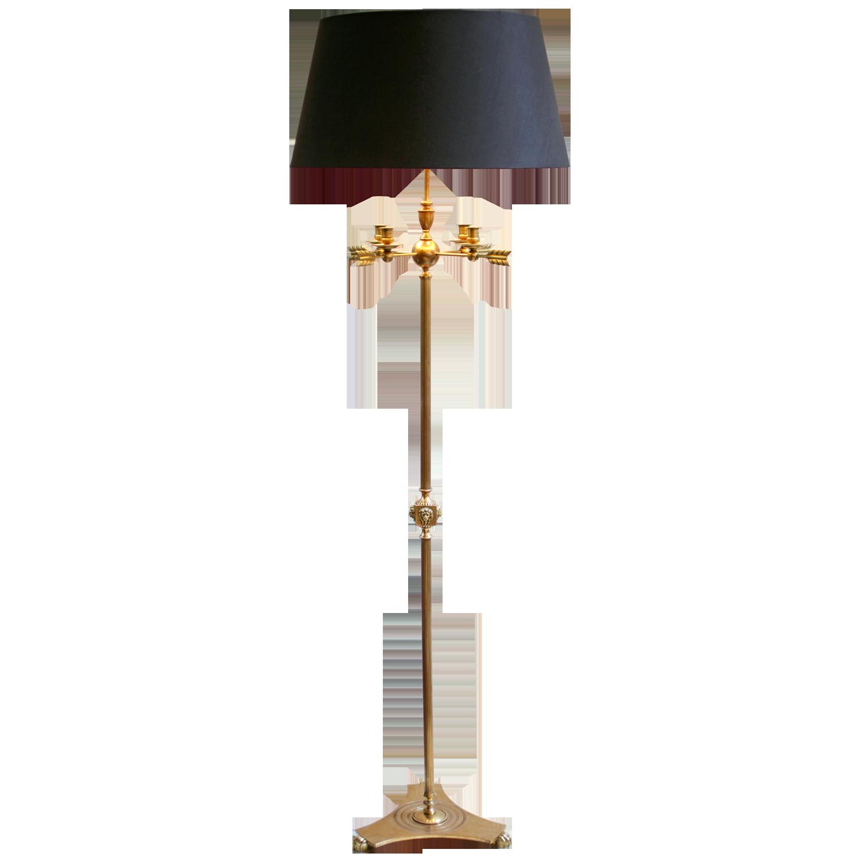 Floor lamp little boy39s nursery pinterest for Chandelier floor lamp for nursery