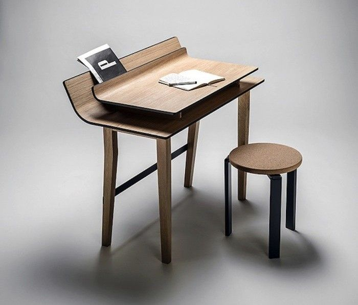 h3>Sheets desk by Lucie Koldová</h3><p></p>This <a href=\