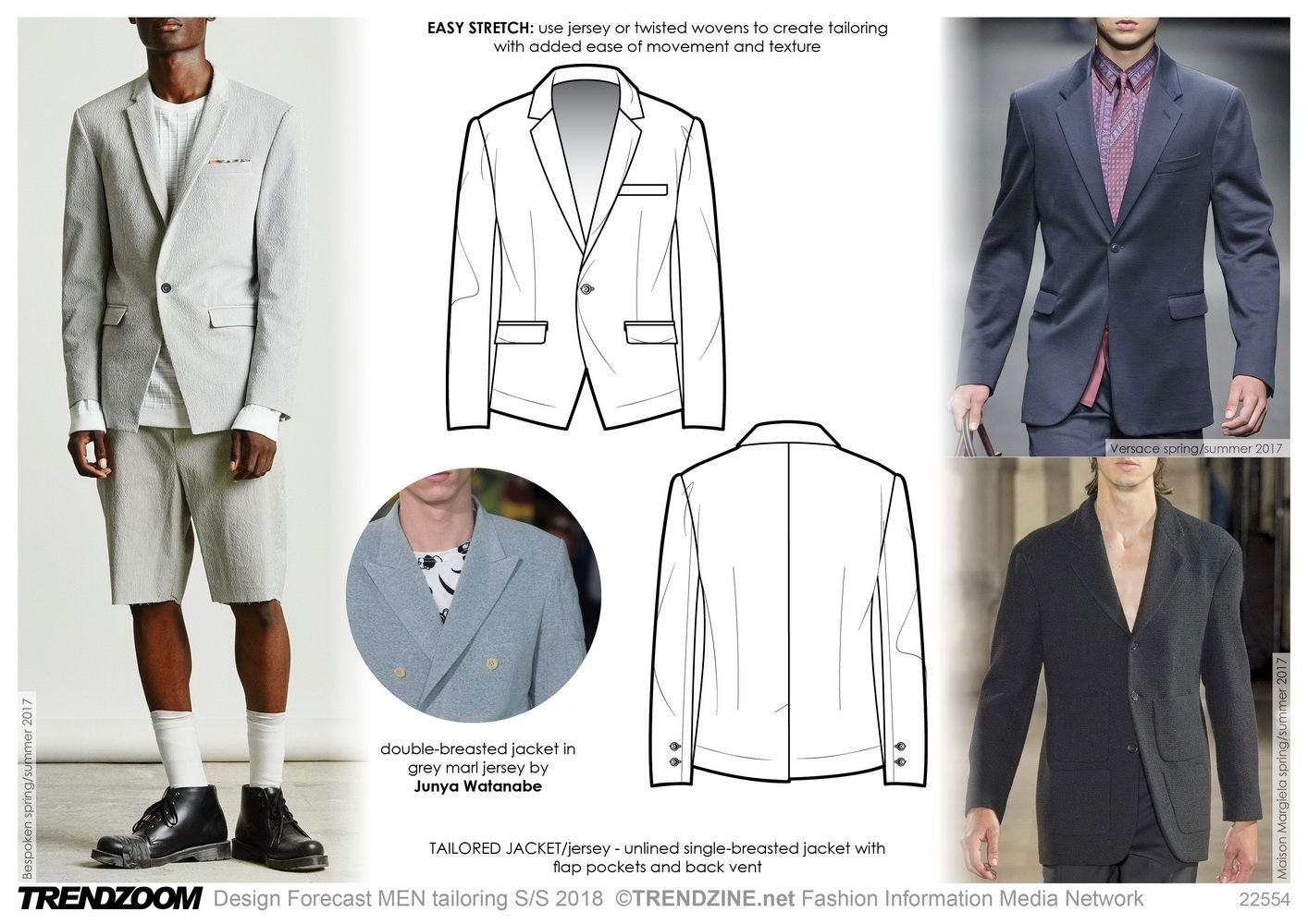 Trends : In this season of contrasts, menswear silhouettes ...