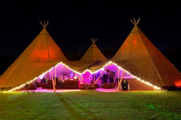 Five-star experience The luxury Glastonbury c&ing area & Glastonbury Festival offers 5-star camping with personal porter ...