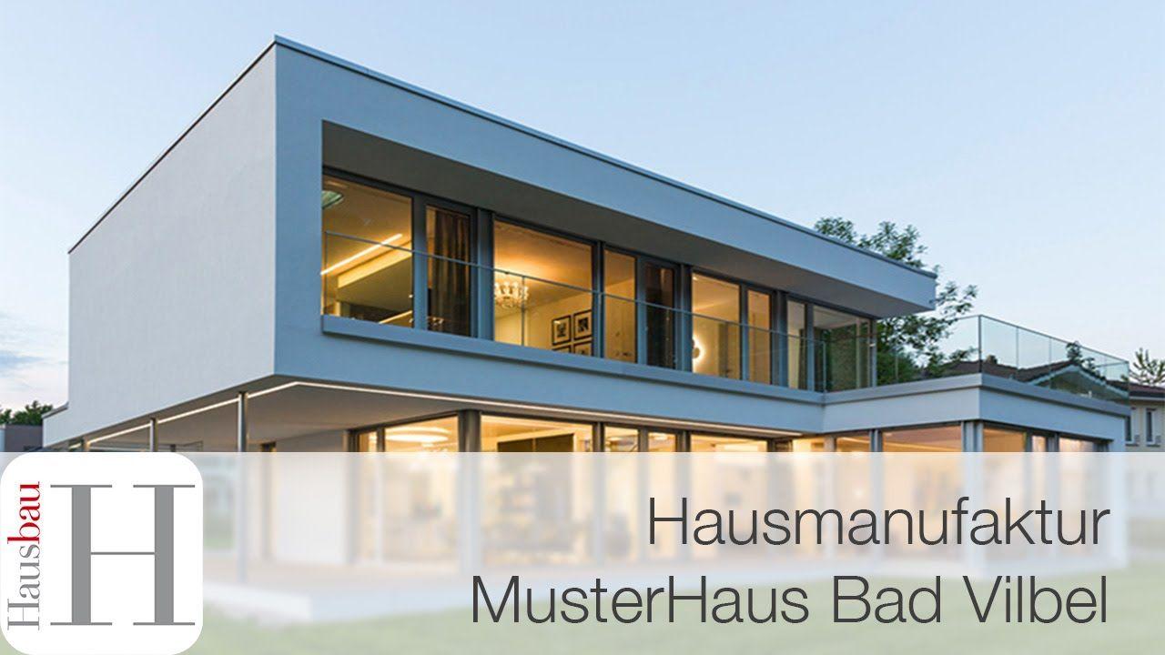 Traumhäuser unter der Lupe: Hausmanufaktur - MusterHaus Bad Vilbel ...