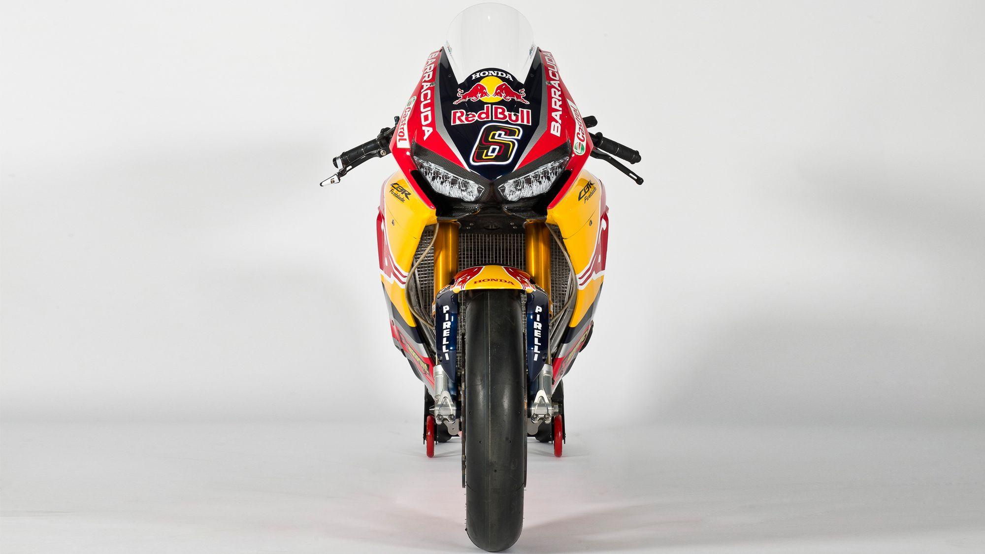 Red Bull Honda World Superbike Team Nicky Hayden And Stefan Bradl Nicky Hayden And Stefan Bradl Projekte