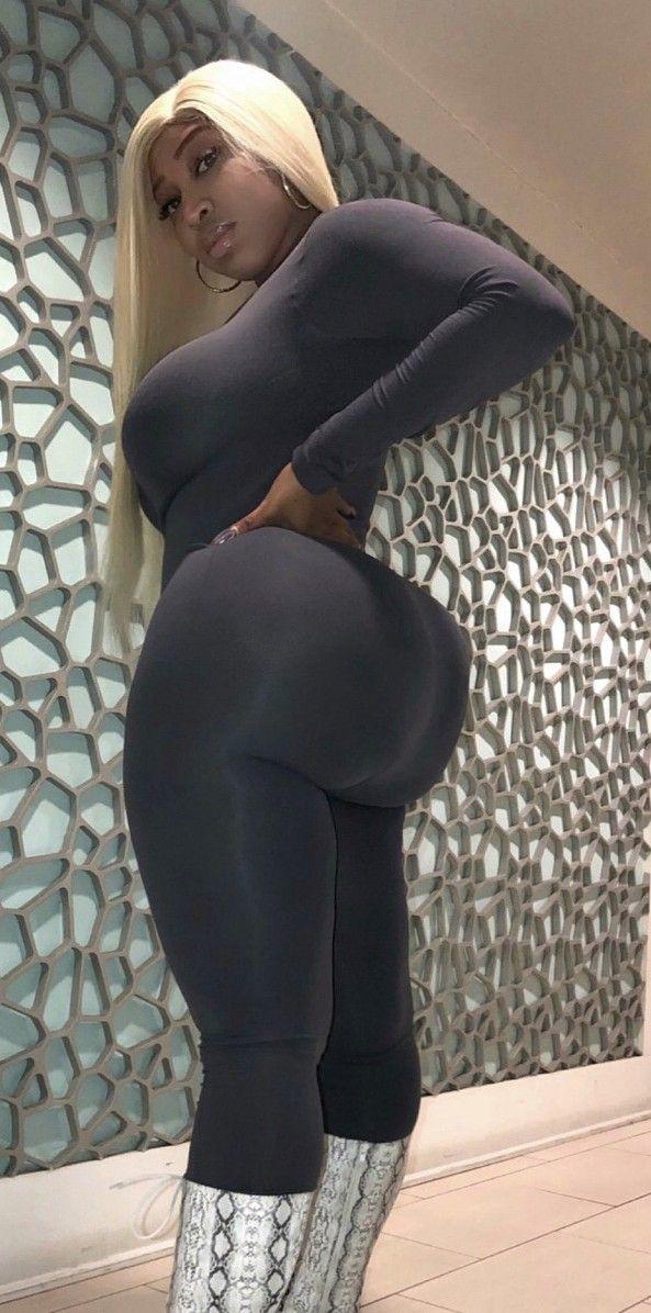 dolls spandex Leggings ebony