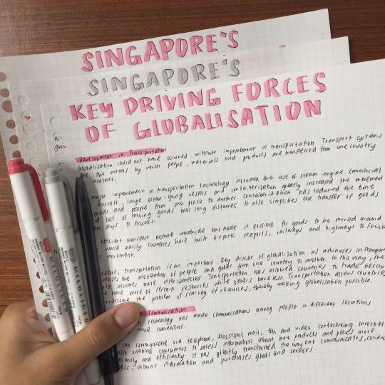social studies notes for 7th grade