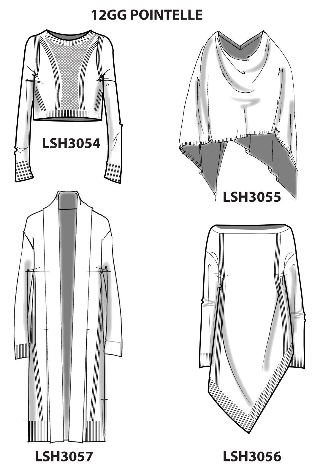 Flat Sketches Done Using Adobe Illustrator Fashion Illustrations Techniques Fashion Design Sketches Fashion Illustration