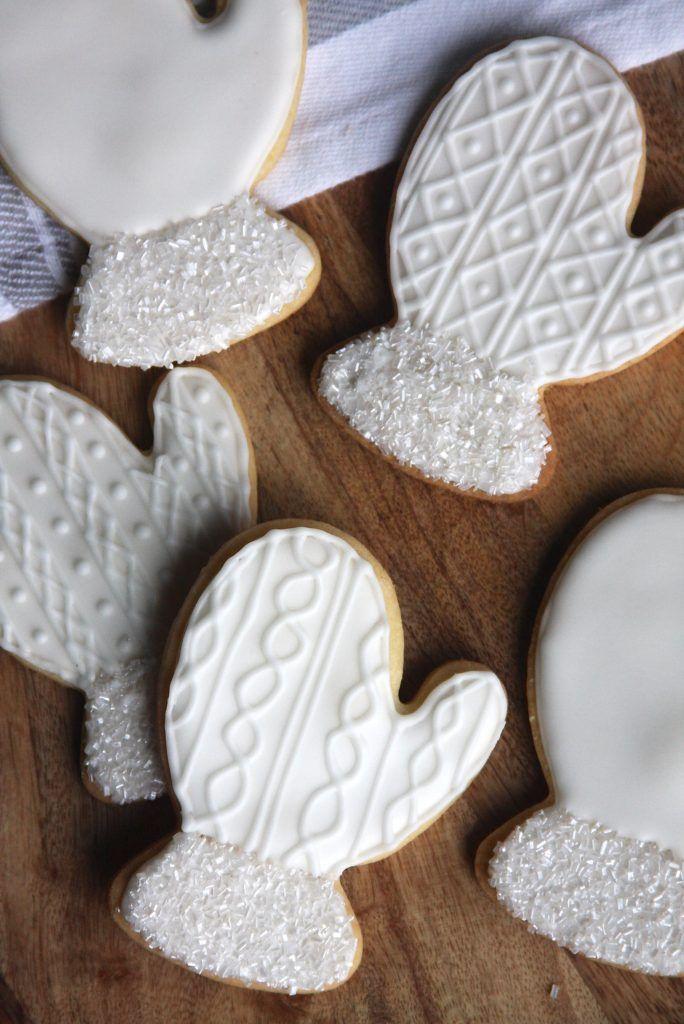 Photo of Winter Mitten Sugar Cookies