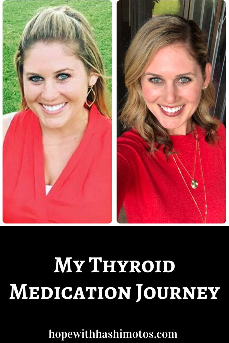 My journey with thyroid medication hashimotos
