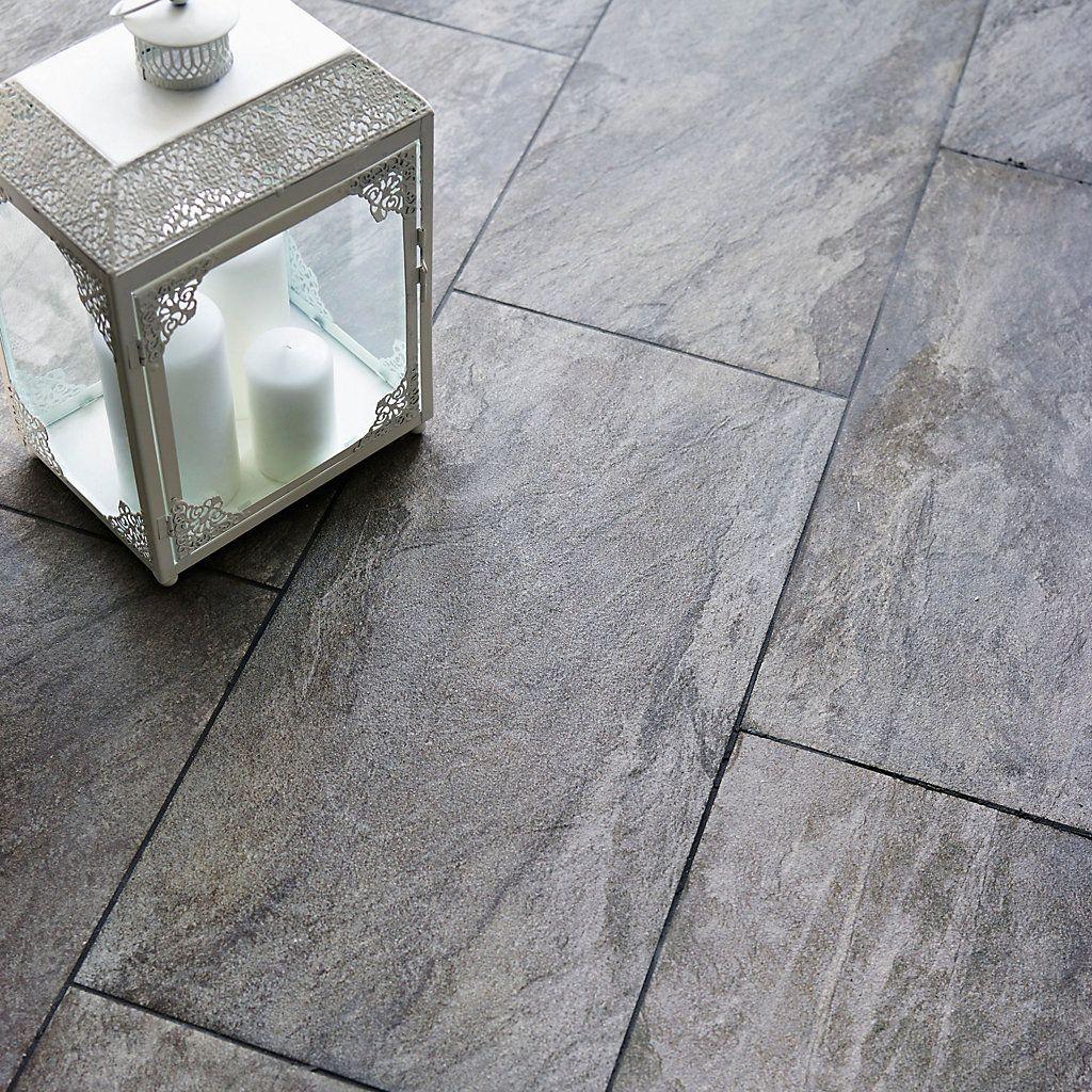 B&q Grey Ceramic Tiles