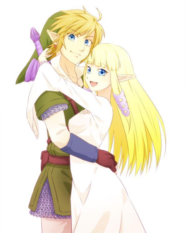 the legend of zelda skyward sword link zelda i just