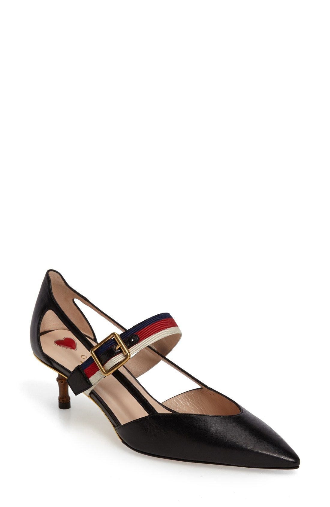 d8fd16ef496 Gucci Unia Stripe Pump (Women) Best Reviews