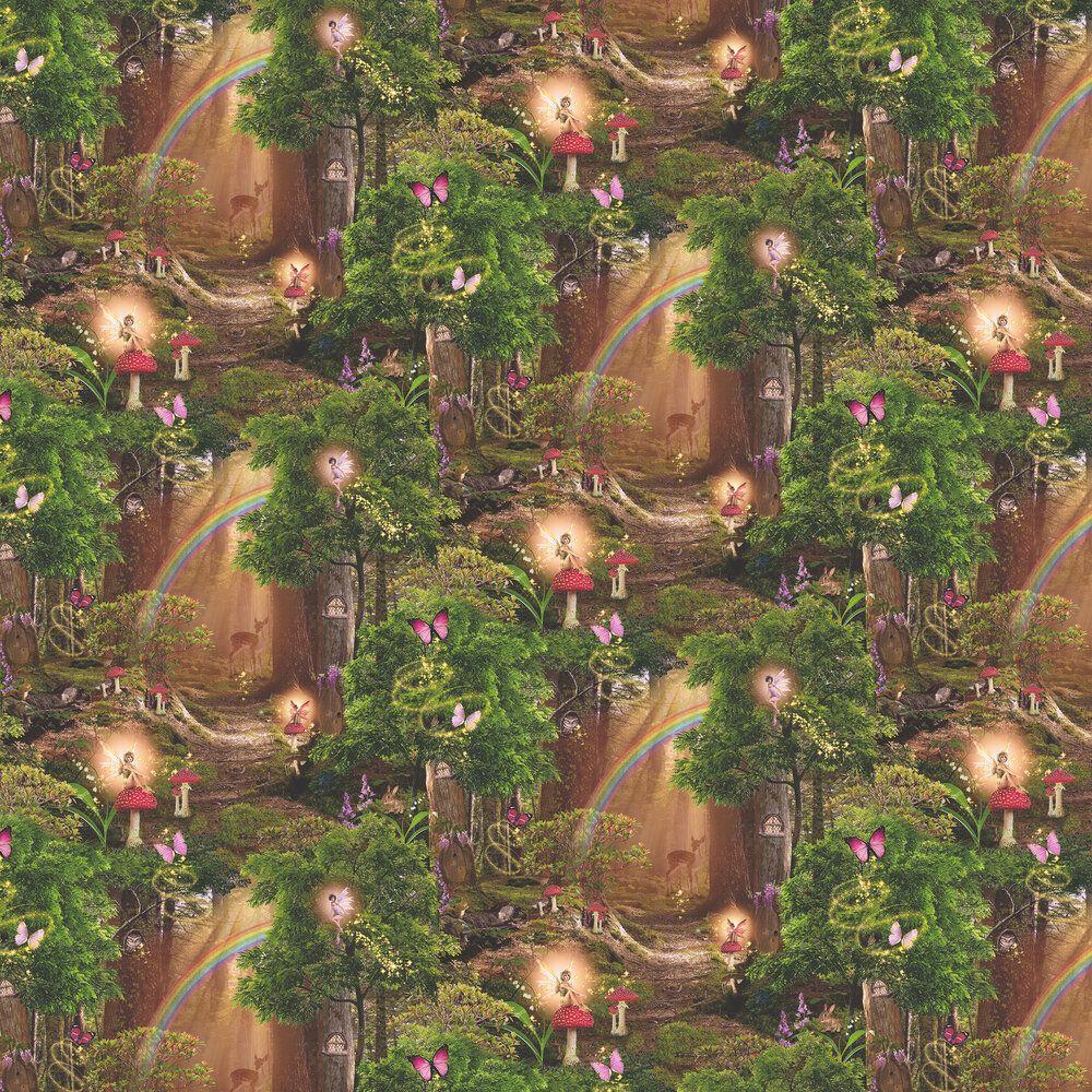 Magic Garden Christmas Special 2020 Magic Garden Multi wallpaper by Arthouse in 2020 | Home art