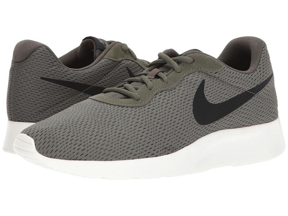 90bd49e0be63 Nike Tanjun SE (Cargo Khaki Black Sail) Men s Running Shoes