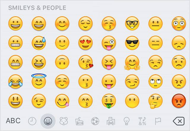 Use Emoji On Your Iphone Ipad And Ipod Touch Emoji Keyboard Secret Emoji Emoji