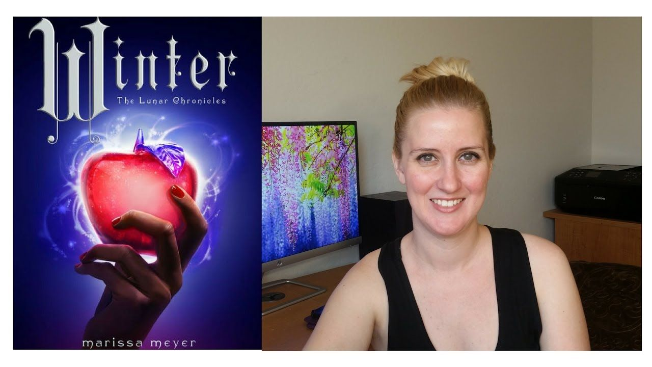 Book review of Marissa Meyers Winter (Book #4 of The Lunar Chronicles)