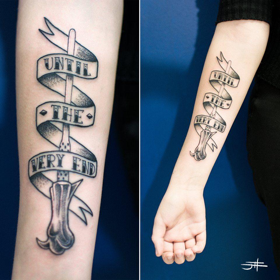 Ideal Wand tat tattoo tatuagem tattrx tatucaolho johndois ink